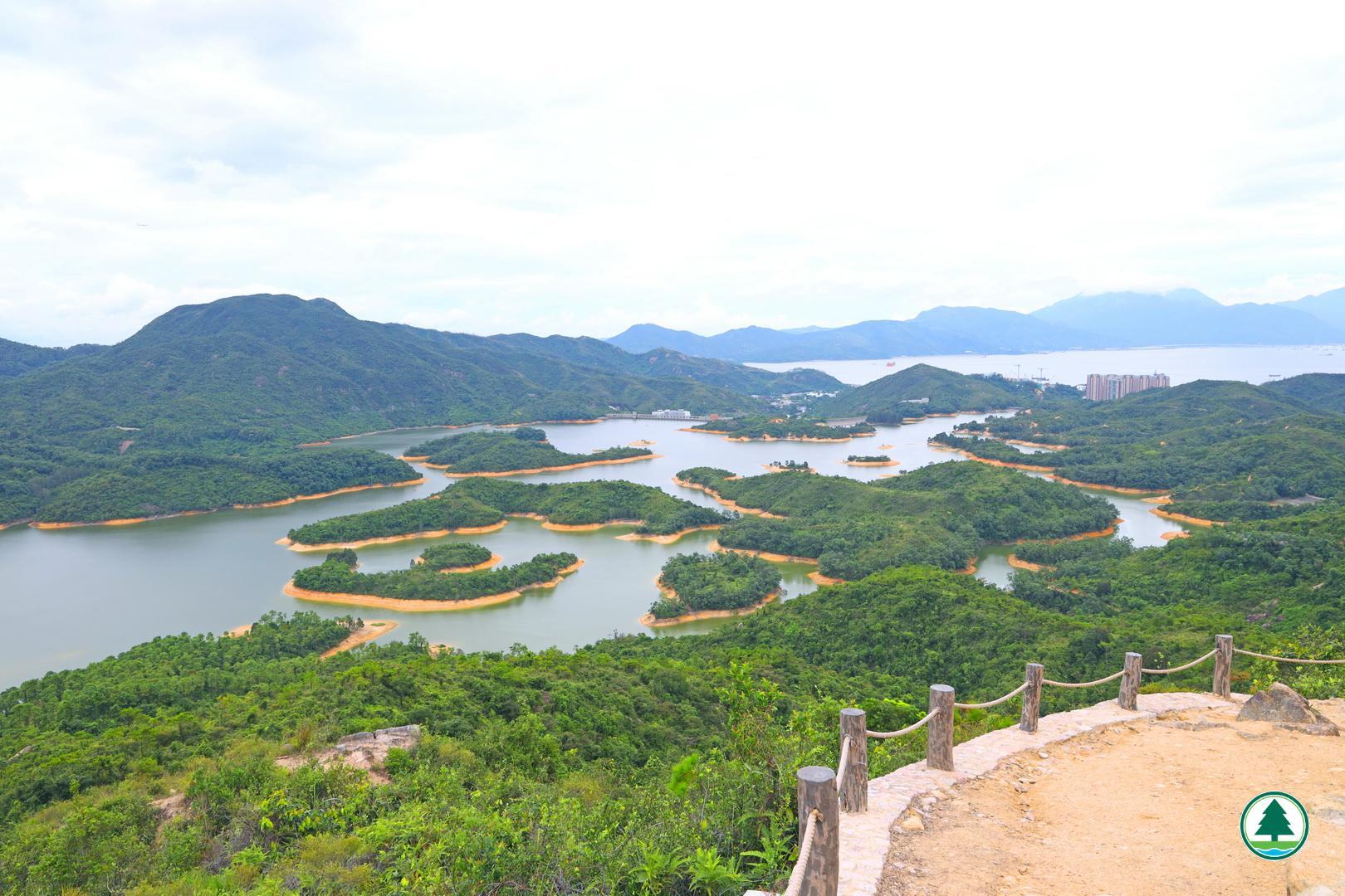 香港千島湖景色